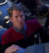Holographic Starfleet officer 3 2377