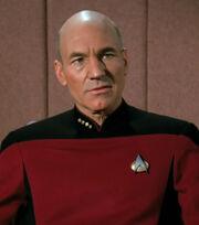Jean-Luc Picard, 2366