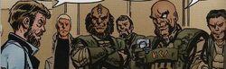 Leonard McCoy, frontier doctor, Bones et les Klingons