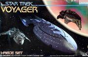 Revell Model Kit 3607 Voyager 3-piece Set 1996, regular