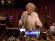 Samuel Clemens entdeckt Datas Erfindung
