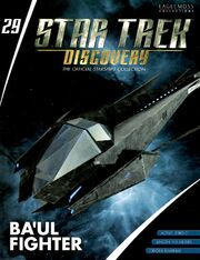 Star Trek Discovery Official Starships Collection issue 29