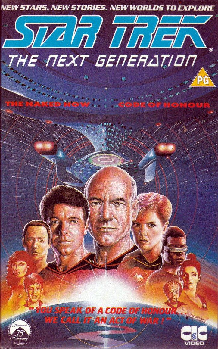 The Next Gigi Hadid Lisa Rinna S Teen Daughter Delilah: Star Trek: The Next Generation (Betamax)