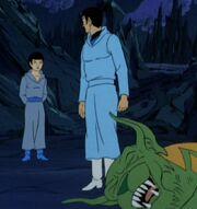 Vulcan desert soft-suit