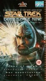 DS9 4.8 UK VHS cover