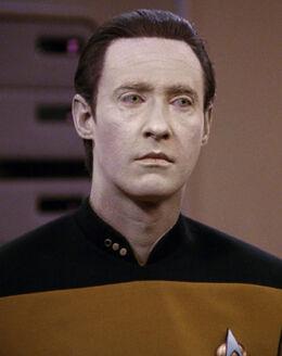 Data, 2366