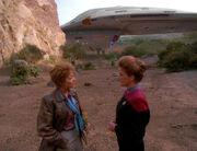 Earhart und Janeway