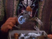 Quark und seine Marauder Mo Actionfiguren
