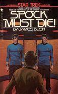 Spock Must Die! (1985 reprint)