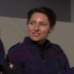 Starfleet ceremony attendee crewman 1