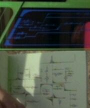 Tamarian written language