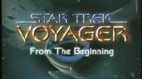 Voyager 1x01 - The Caretaker, Part 1 Trailer