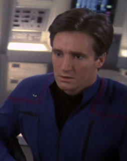 Crewman Foster in 2153