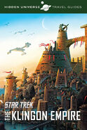 Hidden Universe The Klingon Empire cover