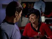 Spock und Uhura