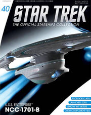 Star Trek Official Starships Collection Issue 40