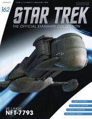 Star Trek Official Starships Collection issue 162