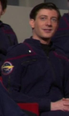 Starfleet ceremony attendee ensign 2