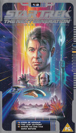 TNG 1.2 UK VHS cover