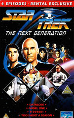 TNG Vol 4 UK Rental VHS cover