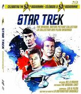 TOS, la collection des films originaux, blu-ray