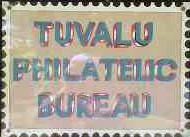 Tuvalu Philatelic Bureau logo