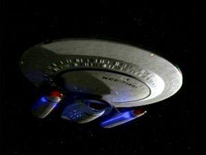 USS Prometheus - Nebula