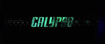 Calypso title card