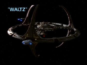 Waltz title card