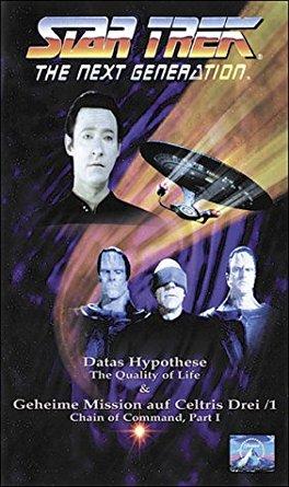 Datas Hypothese – Geheime Mission auf Celtris Drei I