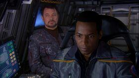 Riker and Mayweather