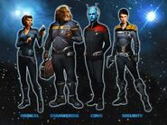 STO (Perpetual) uniform concept