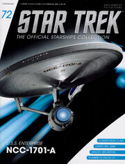 Star Trek Official Starships Collection Issue 72
