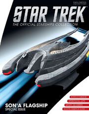 Star Trek Official Starships Collection issue SP19