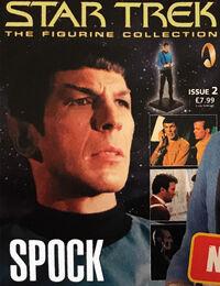 Star Trek The Figurine Collection issue 2