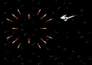 Star Trek V NES Game cutscene warp