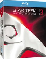 TOS Season 3 Blu-ray cover