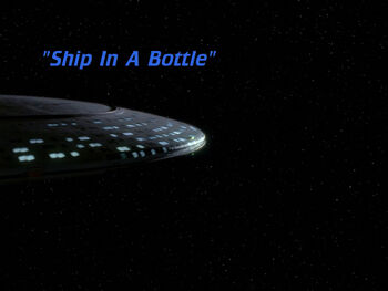 Ship in a Bottle title card