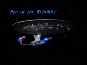 Eye of the Beholder title card