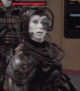 Diverting Borg drone