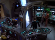 Engineering stations on DS9s ops