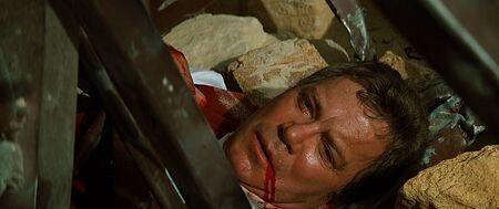 Kirk dead