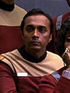 Männliches Besatzungsmitglied der Enterprise-A 2