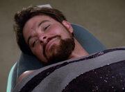 Riker awakes