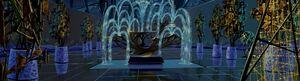Sarek's fountain
