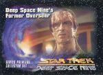 Star Trek Deep Space Nine - Series Premiere Card 15