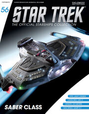 Star Trek Official Starships Collection Issue 56