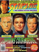 Starlog issue 212 cover