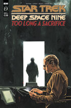 Too Long a Sacrifice issue 2 cover A