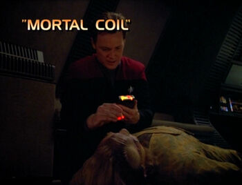 Mortal Coil title card